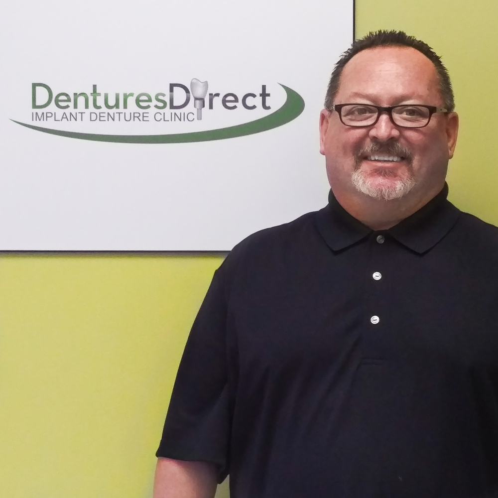 Keith MacDougall, Toronto Denturist Clinic Treatment Coordinator